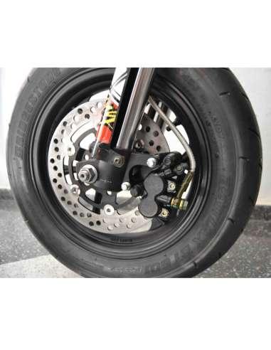 IMR CORSE 155RR con llantas ultraligeras rueda delantera
