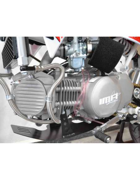 IMR CORSE 155RR con llantas ultraligeras motor