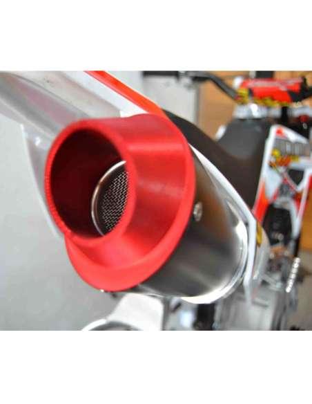 IMR CORSE 155RR con llantas ultraligeras tubo de escape